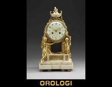 Orologi di Antiquariato Roma