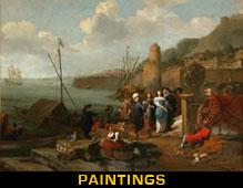 Paintings - Antiques Shop - Carlucci Gallerie Antiquarie