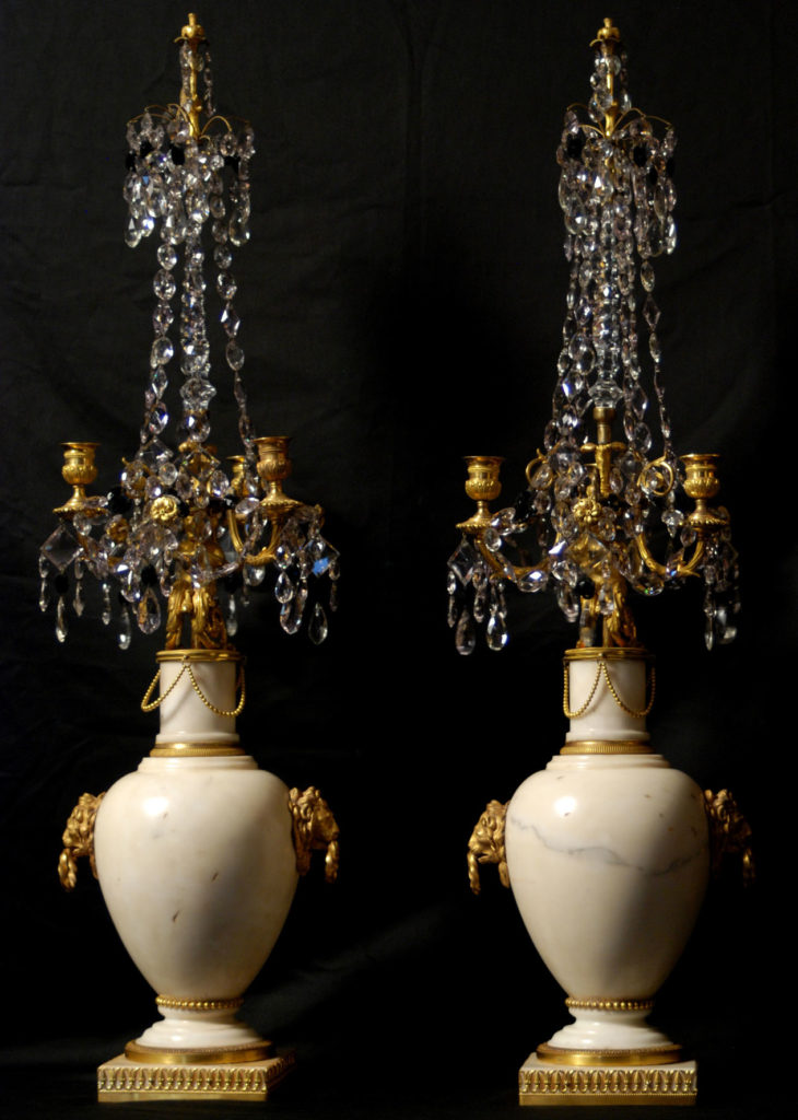 "Pair of ""Girandole"""