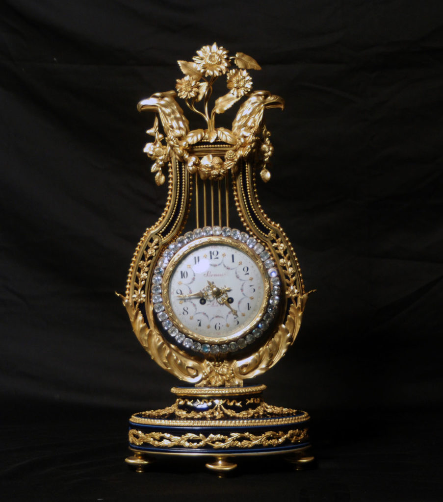 """Sormani"" table clock"