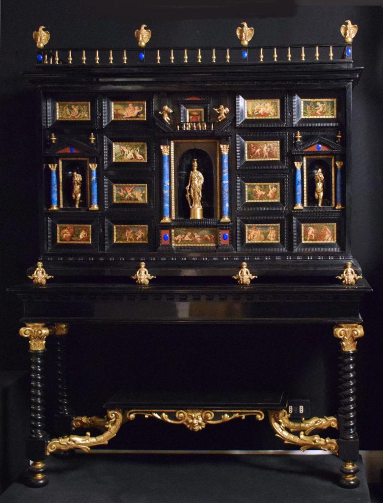 A roman cabinet
