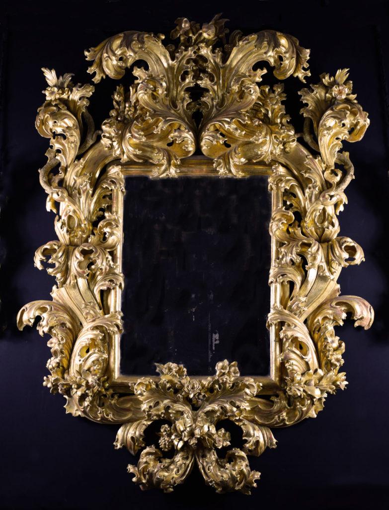 A Roman Big Mirror